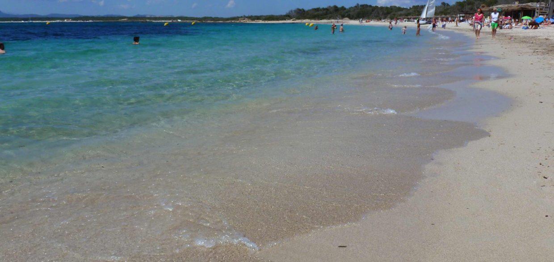 Colonia Sant Jordi Ets Estanys Beach