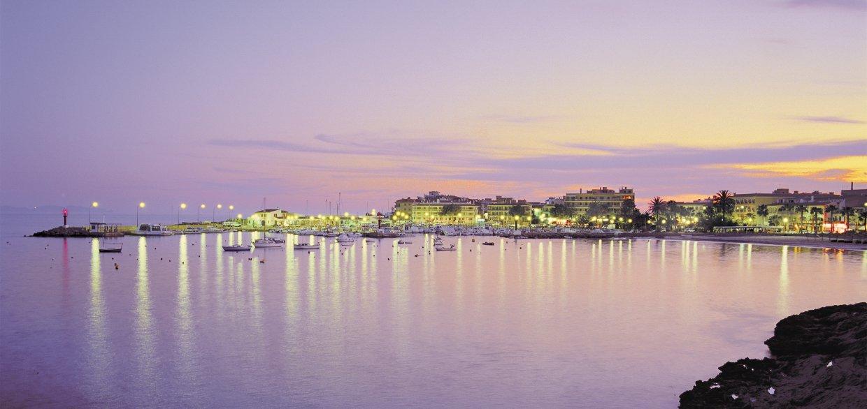 Puerto noche