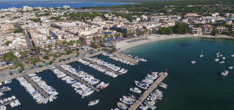 Colonia Sant Jordi Harbour