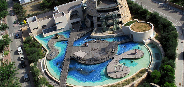 Colonia Sant Jordi, Aquarium