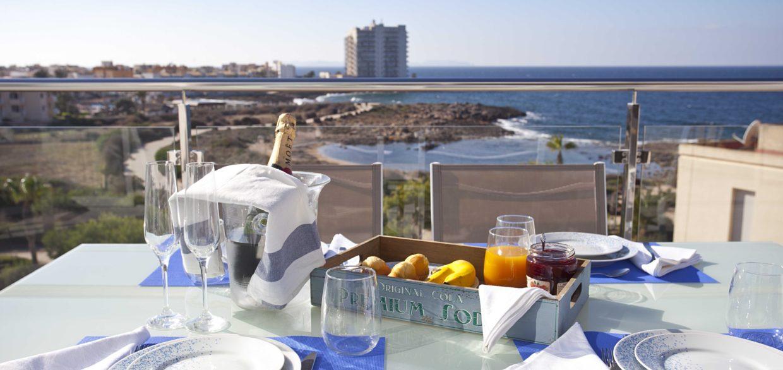 breakfast apartaments posidonia