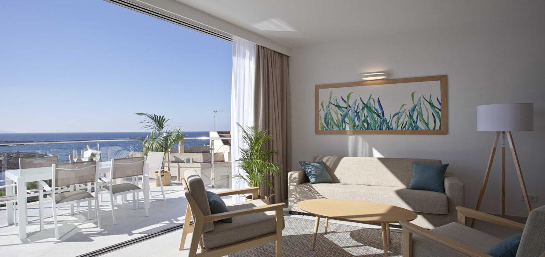 living salon apartaments posidonia