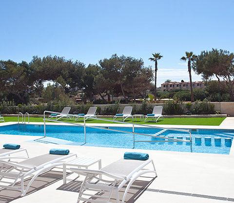 Pool Apartamentos Posidonia